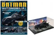 DC Batman Automobilia Collection #20 Animated Series Batman #652 Batmobile Eaglemoss